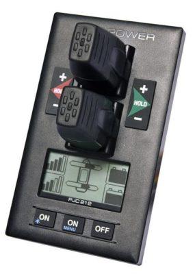 dual joystick